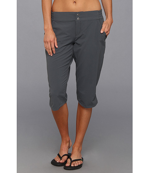 "Pantaloni Mountain Hardwear - Petrinaâ""¢ Capri - Graphite"