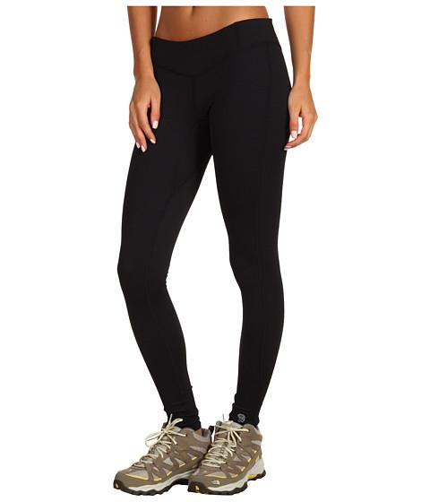 Pantaloni Mountain Hardwear - Trekkin Tight - Black