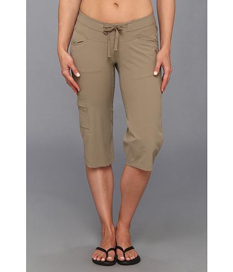 "Pantaloni Mountain Hardwear - Yumaâ""¢ Capri - Khaki"