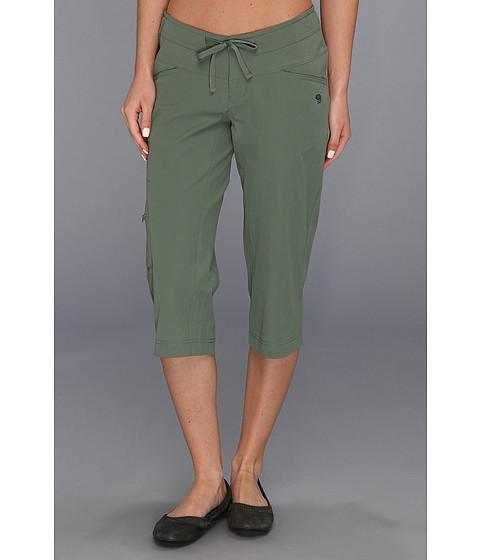 "Pantaloni Mountain Hardwear - Yumaâ""¢ Capri - Vert"