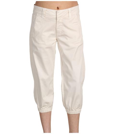 Pantaloni Hudson - Cape Cod Chino Crop in Cream - Cream