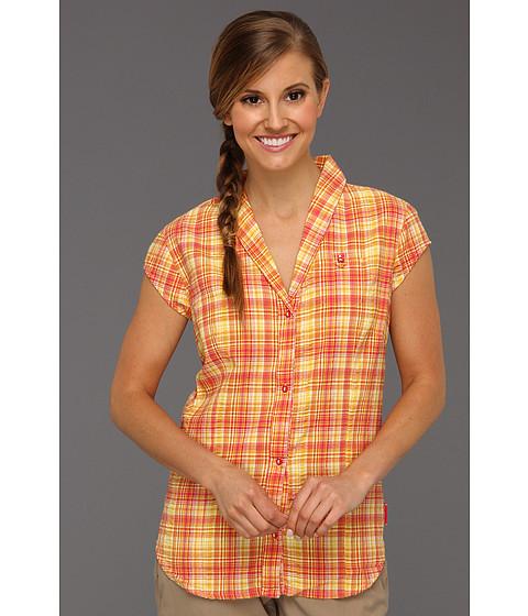 Bluze Merrell - Kelp S/S Shirt - Garnet