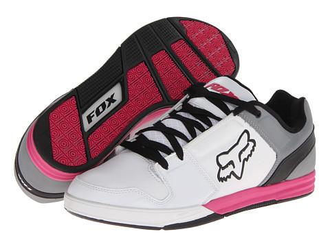 Adidasi Fox - Newstart Lux - White/Grey/Pink