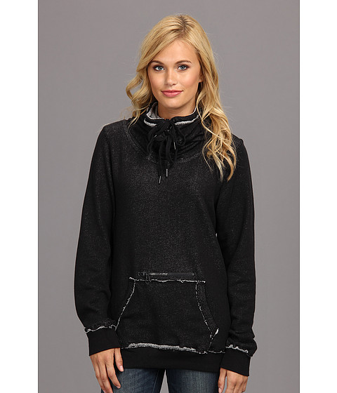 Bluze Fox - Optimum Pullover Hoodie - Black