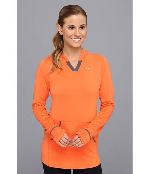 Bluze Nike - Element Hoodie - Turf Orange/Dark Grey/Reflective Silver