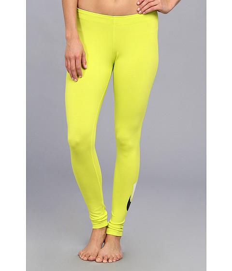 Pantaloni Nike - Leg-A-See Logo Legging - Venom Green