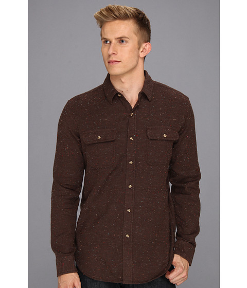 Camasi Obey - Heritage Shirt - Brown