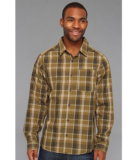 "Camasi Mountain Hardwear - Franklinâ""¢ L/S Shirt - Basil"