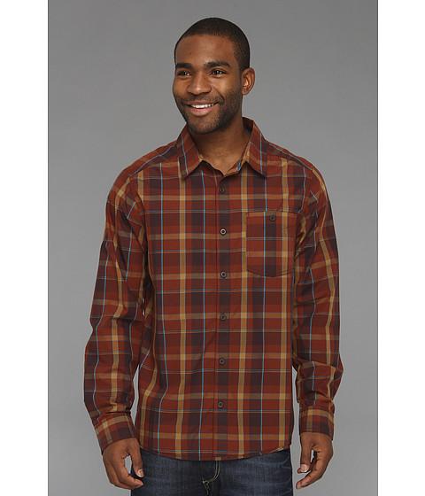 "Camasi Mountain Hardwear - Franklinâ""¢ L/S Shirt - Brownstone"