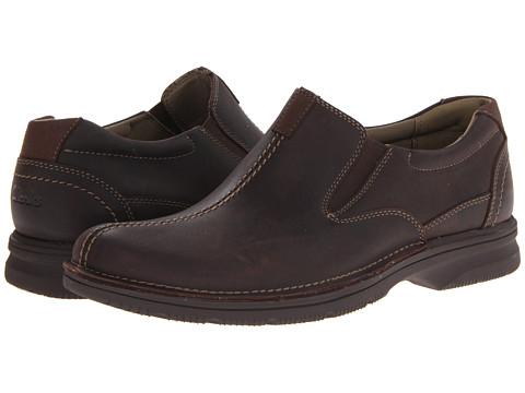 Pantofi Clarks - Senner Falls - Chocolate Nubuck