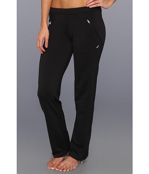 """Pantaloni ASICS - PRâ""""¢ Pant - Black"""