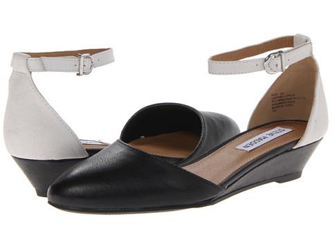Pantofi Steve Madden - Inaa - Black/White