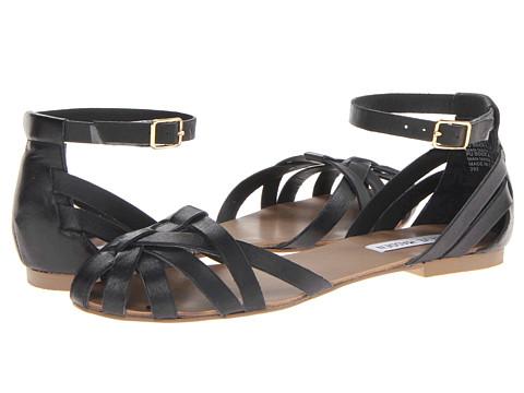 Sandale Steve Madden - P-Trivol - Black Leather