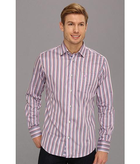Camasi Moods of Norway - Classic Fit Kristian Vik Dandy Stripe Shirt - Multi Stripe