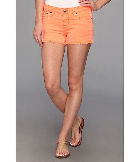 Pantaloni Big Star - Alex Short in Ner Orange - Ner Orange
