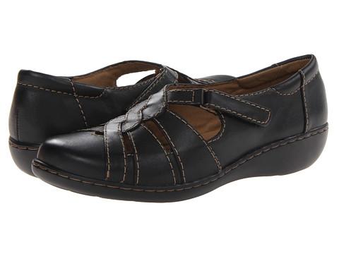 Pantofi Clarks - Ashland Norway - Black