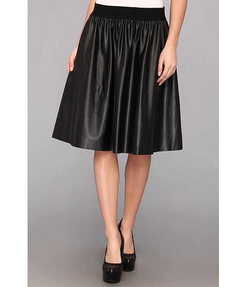 Fuste Calvin Klein - Pull On A-Line Skirt - Black