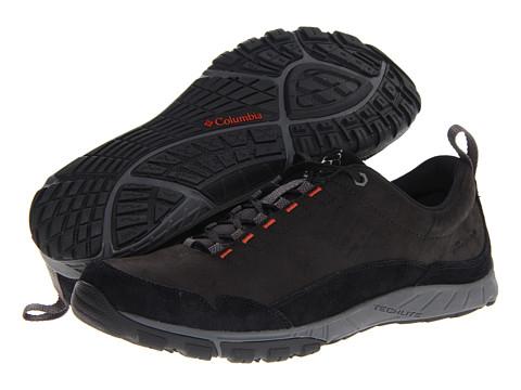 "Adidasi Columbia - Flightfootâ""¢ Leather - Black/Cedar"