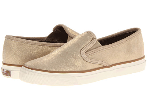 Adidasi Sperry Top-Sider - CVO Twin Gore - Natural Sparkle Suede