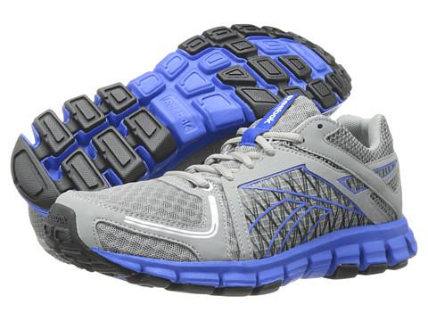 Adidasi Reebok - Smoothflex Flyer - Flat Grey/Foggy Grey/Vital Blue/Black/Pure Silver/White