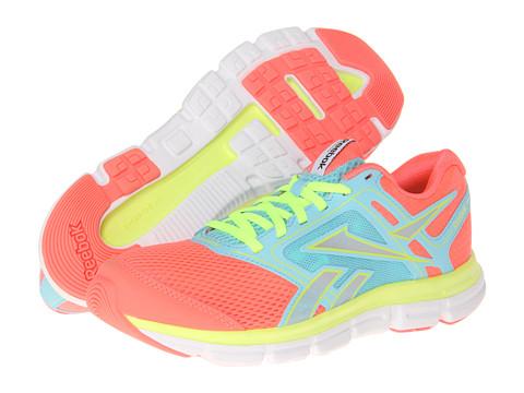 Adidasi Reebok - Reebok Dual Turbo Flier - Punch Pink/Hydro Blue/Neon Yellow/White