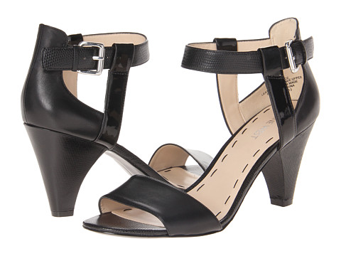 Pantofi Nine West - Ceece - Black Multi Leather