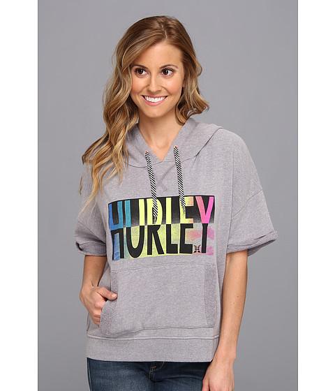 Bluze Hurley - Cowabunga Fleece - Heather Grey