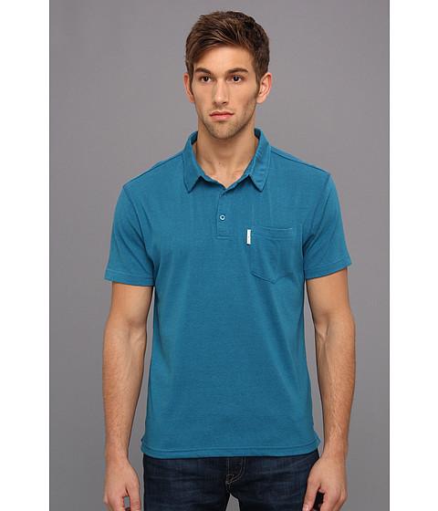 Camasi ECKO - Patriot Polo - Turquoise