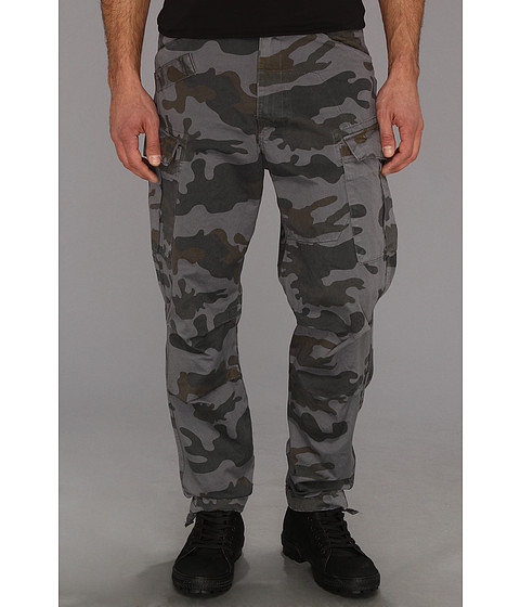 Pantaloni G-Star - Rovic Extra Loose Tapered Camouflage Pant - Dark Heron