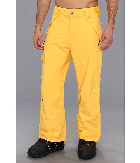 Pantaloni The North Face - Seymore Pant - TNF Yellow/Graphite Grey