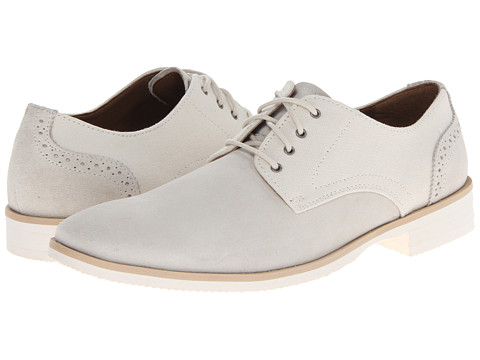 Pantofi Stacy Adams - Preston - Oyster Suede