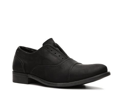 Pantofi Hush Puppies - Laceless Oxford - Black