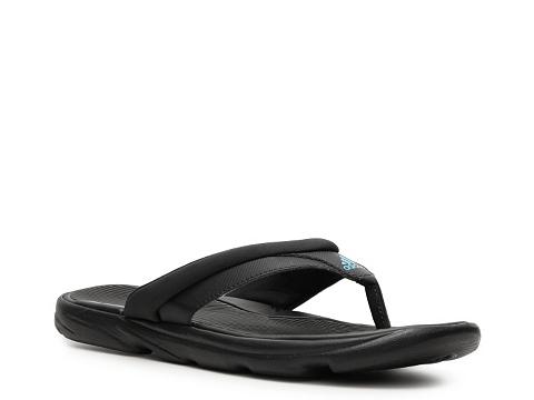 Pantofi adidas - Raggmo 2 Flip Flop - Black/Blue