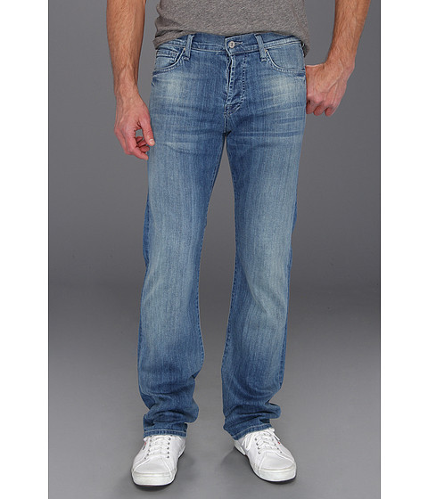 Blugi 7 For All Mankind - Standard Straight Leg in Washed Out - Washed Out