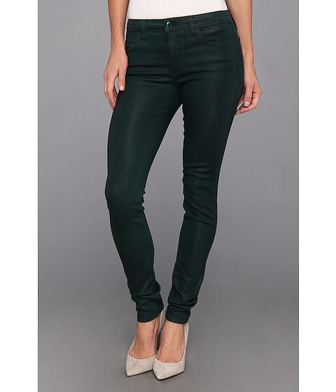 Blugi Joes Jeans - Coated Skinny Jean in Emerald - Emerald