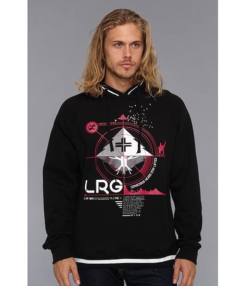 Bluze L-R-G - Conscious Heads Pullover - Black
