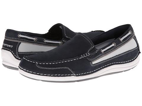 Pantofi Rockport - Shoal Lake Slip-On - Dress Blues