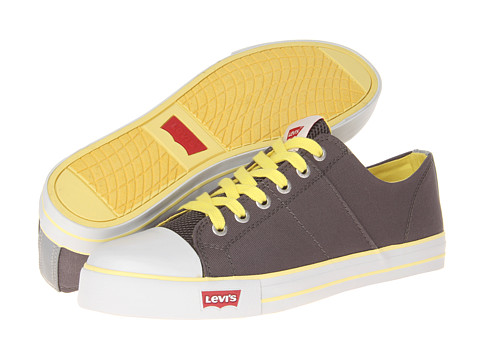 Adidasi Levis - Stan Energy - Charcoal/Yellow