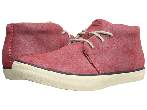 Adidasi Keen - Santa Cruz Leather - Coral