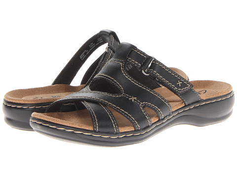 Sandale Clarks - Leisa Islands - Black