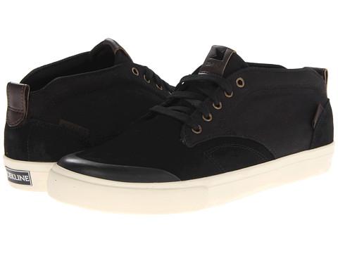 Adidasi Dekline - Timtim Mid - Black/Antique Suede