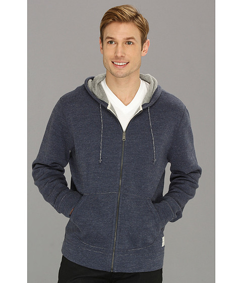 Bluze Lucky Brand - Grey Label Perfect Hoodie - NVH