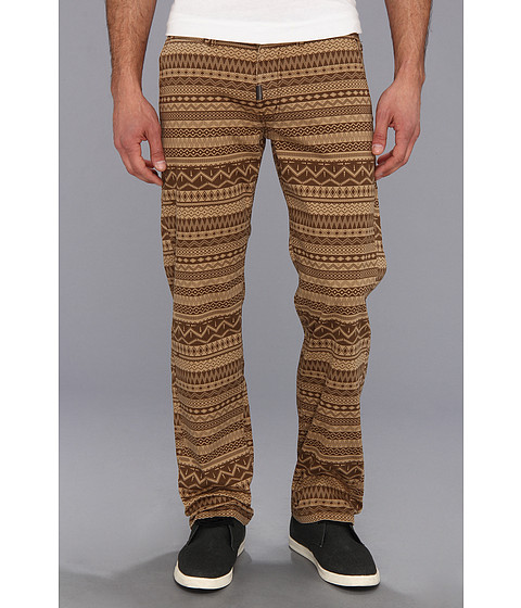 Pantaloni L-R-G - Lion Rock TS Pant - Dark Khaki