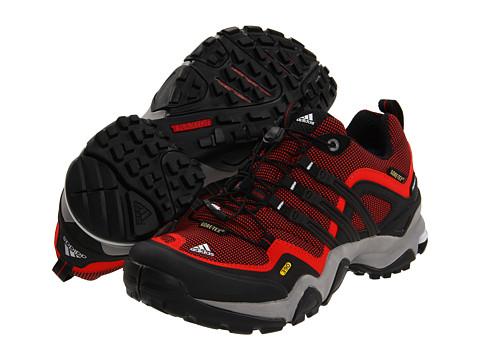 Adidasi adidas - Terrex Fast X GTX - Power Red/Black/Clear Grey