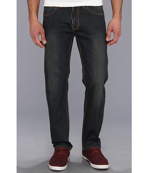 Blugi L-R-G - LRG Classics True Straight Jean - Washed Indigo