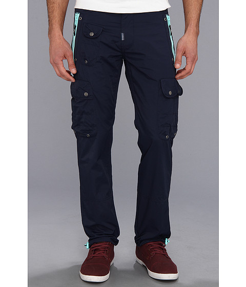 Pantaloni L-R-G - Infantree Tec Cargo True Straight Pant - Navy