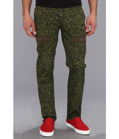 Pantaloni L-R-G - Savages TS Pant - Olive Camouflage
