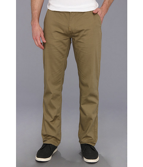 Pantaloni L-R-G - The Natural True Straight Pant - Dark Khaki