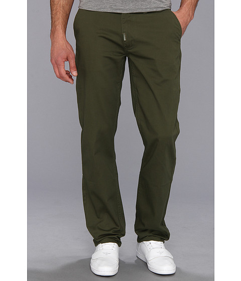 Pantaloni L-R-G - The Natural True Straight Pant - Dark Olive