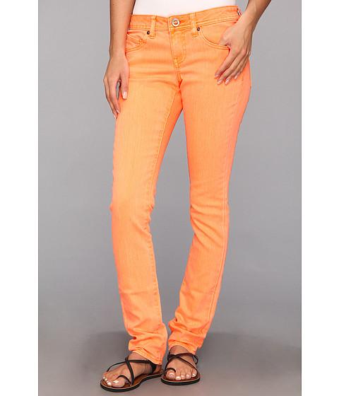 Blugi Volcom - Soundcheck Super Skinny Jean - Orange